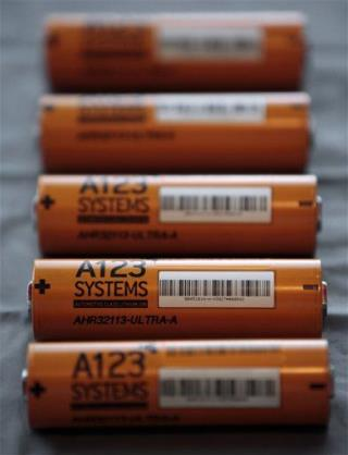 Battery Maker That Grabbed $132M Stimulus Goes Broke