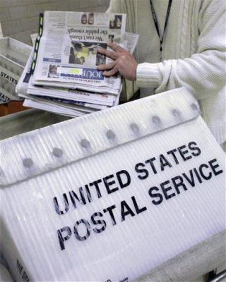 Postal Service Suffers Record $15.9B Loss