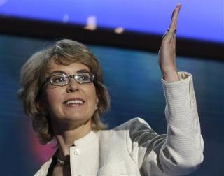 Gabby Giffords Heads to Newtown