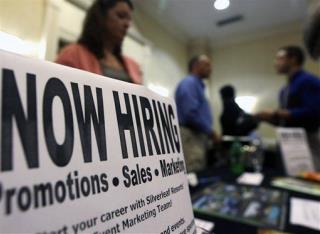 Unemployment Holds at 7.8%