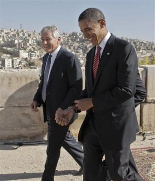 Actually, Hagel Nod Is Great for Israel