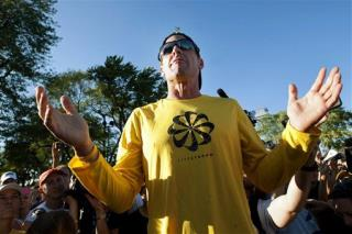 Armstrong Admits Doping