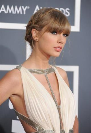 Taylor Swift Opens the Grammys