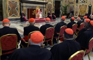 Inside Benedict's Final Day as Pope