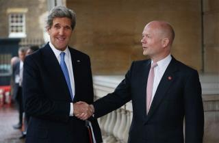 US, EU Ready to Step Up Aid to Syrian Rebels