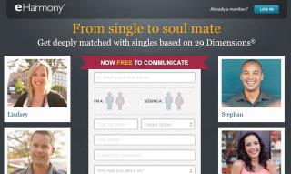 on eHarmony hyvä dating site