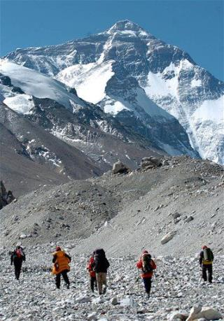 Everest is Too Crowded, Polluted: Can it Be Fixed?