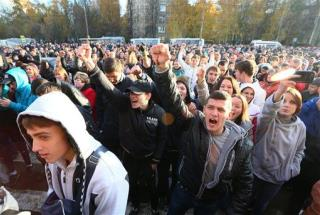 Huge Anti-Migrant Riot Shakes Moscow
