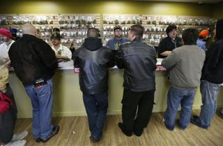 Colorado: We Made Millions Taxing Pot—in a Month