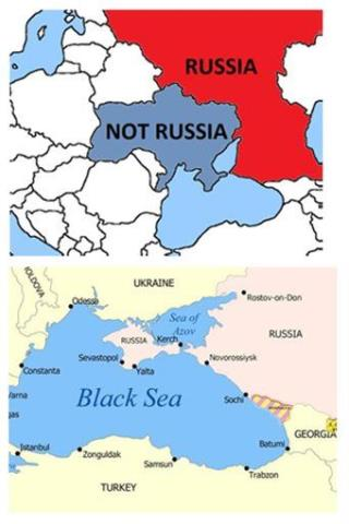 Map Shows Russians What's Russia, What's Not | Newser Mobile on northern usa canada map, denmark canada map, russia at war with ukraine, new york state canada map, kkk canada map, united states canada map, montenegro canada map, russian troops in ukraine map, war of 1812 canada map, big russian ukraine map, bering sea canada map, london canada map, cape verde canada map, russia and canada, vermont canada map, russia invaded ukraine, alternate history canada map, nazi canada map, colombia canada map, u.s. canada map,