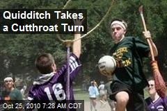 Quidditch Sweeps Campuses