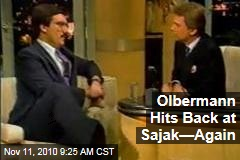 Olbermann Swings Back at Pat Sajak