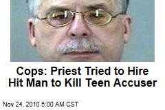 Texas Priest John Fiala 'Hired Hit Man to Kill Accuser'