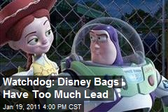 Watchdog: Disney Bags Have Too Much Lead