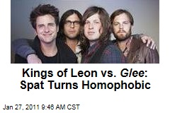 Kings of Leon Drummer Nathan Followill Fires Back at 'Glee' Creator Ryan Murphy With Homophobic-Sounding Twitter Rant