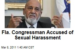 Florida Rep. Alcee Hastings Accused of Sexual Harassment