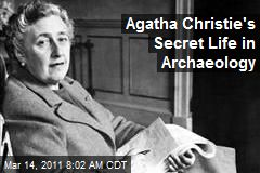 Agatha Christie's Secret Life in Archaeology