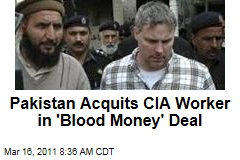Raymond Davis: CIA Contractor Acquitted in Pakistan Double Murder Case After Paying 'Blood Money'