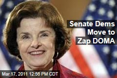 Defense of Marriage Act Repeal: Senate Democrats Move to Dismantle DOMA