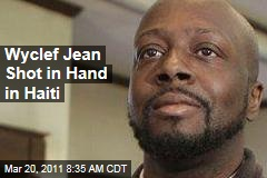 Wyclef Jean Shot: Singer Treated in Haiti for Gunshot Wound to Hand