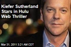 Kiefer Sutherland Stars in Hulu Thriller 'The Confession'