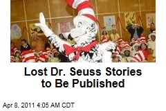 'The Bippolo Seed' and Other Lost Dr. Suess Stories to Be Published