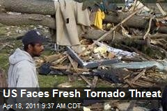 US Faces New Tornado Threat
