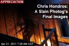 Chris Hondros: A Slain Photog's Final Images
