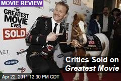 Movie Review Roundup: 'Pom Wonderful Presents: The Greatest Movie Ever Sold' by Morgan Spurlock