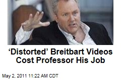 Misleading Andrew Breitbart Videos Cost University of Missouri Professor Don Giljum His Job