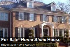 For Sale: Home Alone House