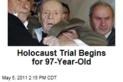 Sandor Kepiro, 87, Goes on Trial in Hungary for Alleged Nazi Killing During World War II