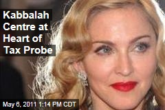 Kabbalah Centre at Heart of Tax Probe Involving Madonna Charities