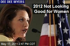 2012 Not Looking Good for Women