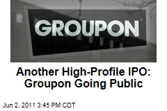 Groupon Files Paperwork for IPO, Expects to Raise $750 Million