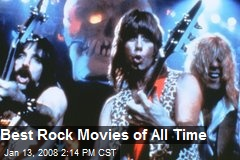 Best Rock Movies of All Time