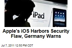 Apple iPads, iPhones and iPods Vulnerable to 'Critical' iOS Security Flaw, Expert Warns