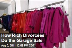 Divorcée Sale Helps Former Socialites Part With Glamorous Possessions
