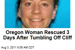 Portland Hiker Pamela Salant Rescued 3 Days After Tumbling Off Cliff