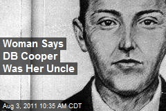 Woman Says DB Cooper Was Her Uncle