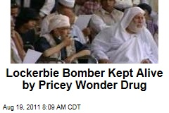 Lockerbie Bomber Abdel Basset al-Megrahi Kept Alive By Abiraterone, a Pricey Wonder Drug