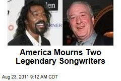 America Mourns Loss of Legendary Songwriters Jerry Leiber, Nick Ashford