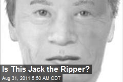 Is This Jack the Ripper?