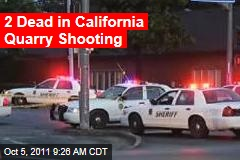 Cupertino, California: 2 Dead in Workplace Shooting