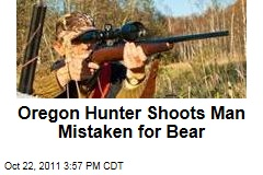 Oregon Hunter Shoots Hiking Marine Mistaken for Bear