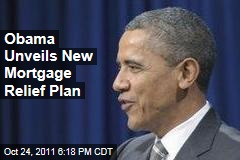 Obama Unveils New Mortgage Relief Plan in Nevada