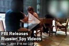 FBI Releases Russian Spy Videos