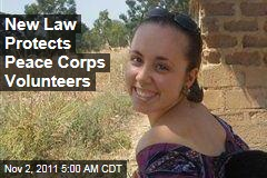 House Passes Kate Puzey Act to Protect Peace Corps Volunteers