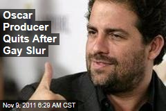 Brett Ratner Out as Oscar Producer After Gay Slur