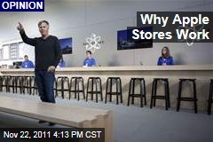 Ron Johnson: Why Apple Stores Work